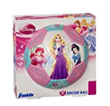Disney Princess Size 3 AIR TECH Laser Soccer Ball by Franklin