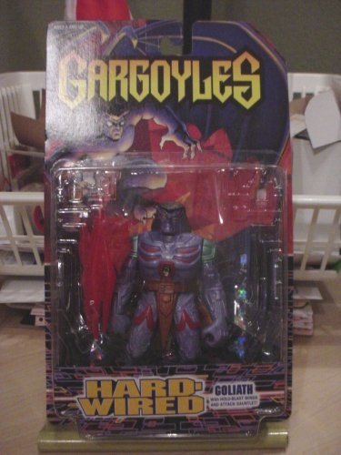 Gargoyles - Hard Wired Goliath - Buy Gargoyles - Hard Wired Goliath - Purchase Gargoyles - Hard Wired Goliath (Kenner, Toys & Games,Categories,Action Figures)