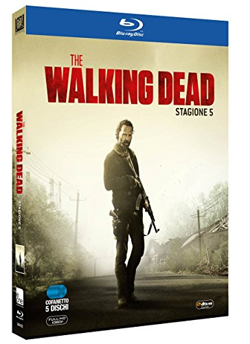 The Walking Dead - Stagione 5 (Cofanetto 5 Blu-Ray)