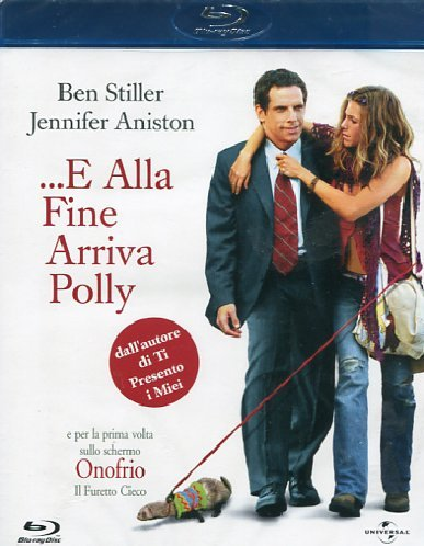 ... E alla fine arriva Polly [Blu-ray] [IT Import]