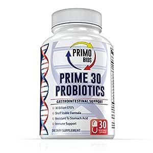 Amazon Com Best Probiotics For Women And Men High Potency