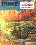 img - for Saturday Evening Post July 9 1960 Vol 233 No 2 - True Firsts - The Secret of Sidewinder Gulch (second of seven parts) by Clarence Budinton Kelland; The Case of the Duplicate Daughter (sixth of eight parts) by Earle Stanley Gardner book / textbook / text book