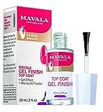 Mavala Nail Top Coat, Gel Finish, 0.34 Ounce by MAVALA