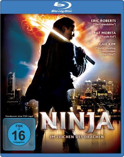 Ninja - Im Zeichen des Drachen [Blu-ray]