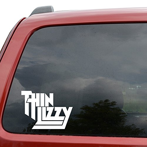 thin-lizzy-groupe-rock-fenetre-de-voiture-sticker-vinyle