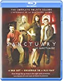 Sanctuary - Season 4  / Sanctuary - Saison 4  (Bilingual) [Blu-ray]