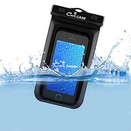 CaliCase Waterproof pouch for Moto E
