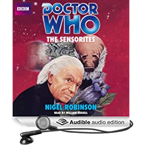 Doctor Who: The Sensorites (Unabridged)
