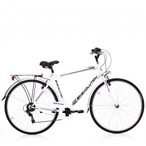 BIKEVOLUTION City Bike 28'' Uomo 6v Bike evolution 52