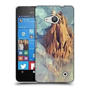 Snoogg fantasy world 2514 Designer Protective Back Case Cover For Nokia Lumia 550