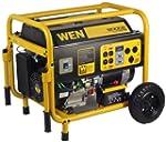 WEN 56877 9000-Watt 420cc 15-HP OHV G...