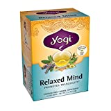 Yogi Relaxed Mind Tea Bags, 16 Count