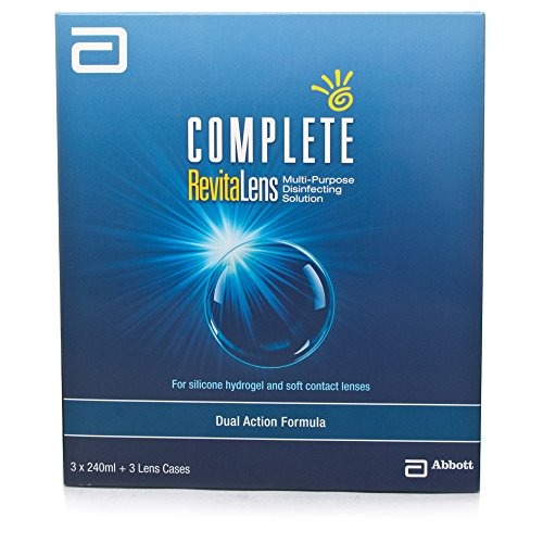 Complete Revitalens 3 Month By Abbott Medical Optics Inc