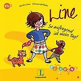 Line - So aufregend ist mein Tag!  - Pappbilderbuch: PiNGPONG