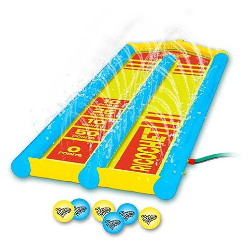 Whamo Slip N Slide Riochet Toys Games Outdoor Play Equipment Water Play Equipment Lawn Water Slides