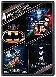 51L6gGSMlOL. SL160  Batman Collection: 4 Film Favorites (Batman 1989 / Batman Returns / Batman Forever / Batman & Robin) Reviews