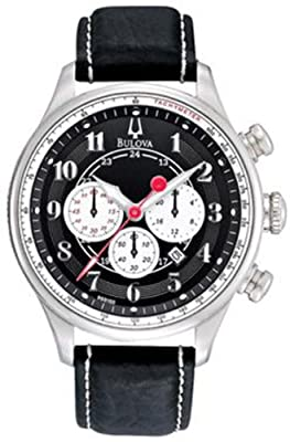 Bulova Men's 96B150 Adventurer Chronograph Watch