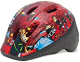 Giro Me2 Infant Kids Cycling Helmet - Red Fire Fight Monkeys