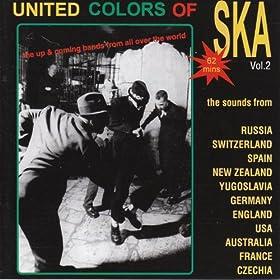 United Colors Of Ska Vol. 2