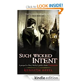 Such Wicked Intent (Victor Frankenstein)