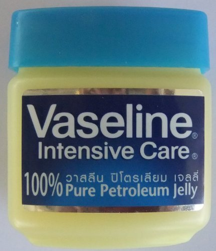 Vaseline Intensive Care 100 % Pure Petroleum Jelly 50G (Packs Of 3) front-496786