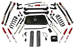 "Skyjacker TJ676XPN 6"" Bent Long Arm Suspension Lift Kit"