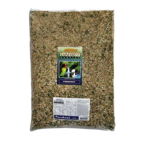 Cheap Rainforest Exotics Parakeet Bird Food (B0068JJBAM)