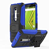 Moto X Play Hülle - MoKo [Heavy Duty Serie] Outdoor