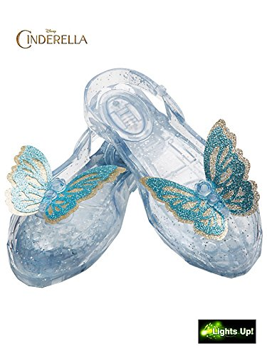 Disney Cinderella Movie Kids Light Up Shoes - One-Size 11/12