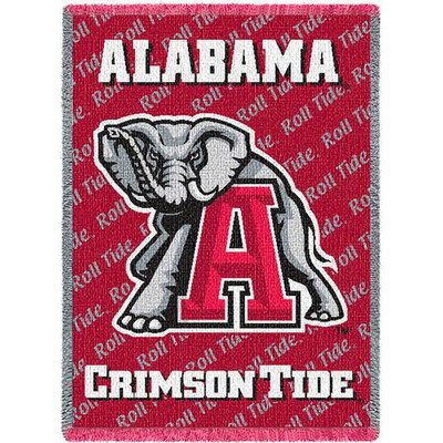 University Of Alabama Crimson Tide Bama Baby Blanket Throw 35X48 [Misc.]