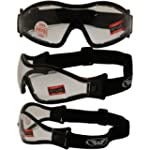 Z33 Panoramic Vision Riding Goggles w...