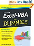 Excel-VBA f�r Dummies