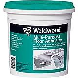 Dap 00141 Multi-Purpose Floor Adhesive, 1-Quart (Color: Off-White, Tamaño: Quart)