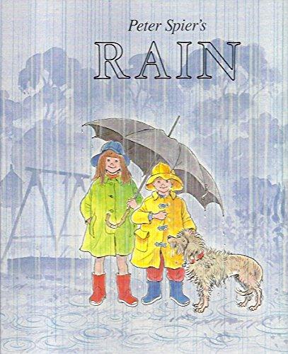 Peter Spier's Rain (Peter Spier Rain compare prices)