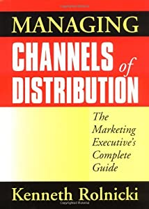 "Cover of ""Managing Channels of Distributi..."