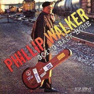 Album Going Back Home by Phillip Walker