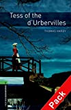 Tess of the D'Urbervilles (Oxford Bookworms Library) CD Pack