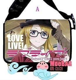 Love Live! ラブライブ! 絢瀬絵里 みんな コスプレ かばん (A)