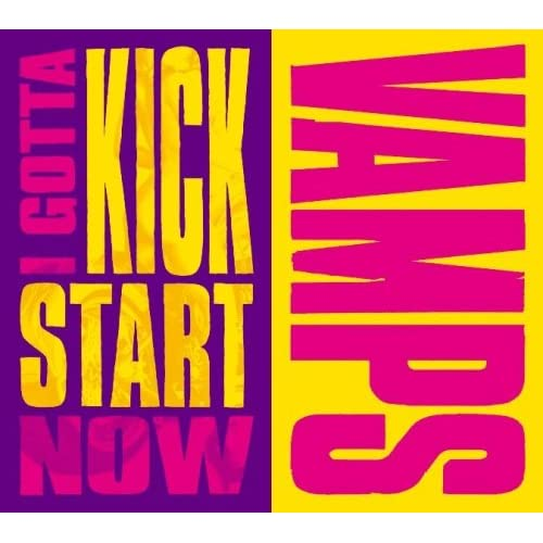 TROUBLEが入っているI GOTTA KICK START NOWをAmazonでチェック!