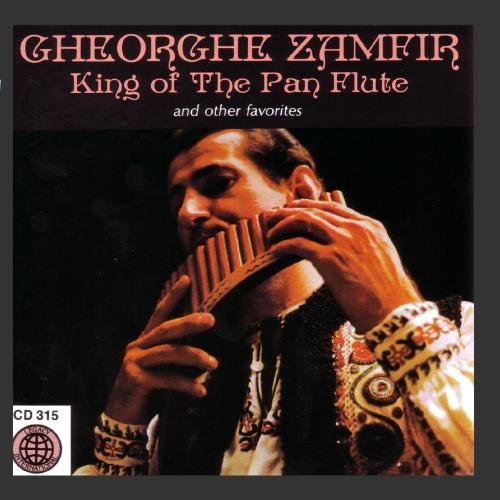 King Of The Pan Flute And Other Favorites (Pan Music compare prices)