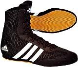 Adidas Hog Adults Boxing Boots (6 UK, Black)