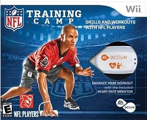 EA Sports Active NFL Training Camp - Nintendo Wii (Bundle)