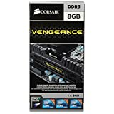 Corsair Vengeance 8GB 1866Mhz DDR3 Gaming Desktop Memory (CMZ8GX3M1A1866C10)