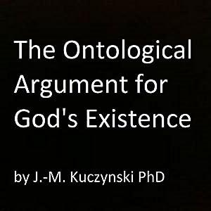 The Ontological Argument for God's Existence Audiobook