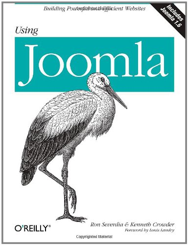 Using Joomla: Building Powerful and Efficient