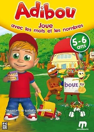 Adibou joue avec les mots et les nombres 5-6 ans 2011/2012