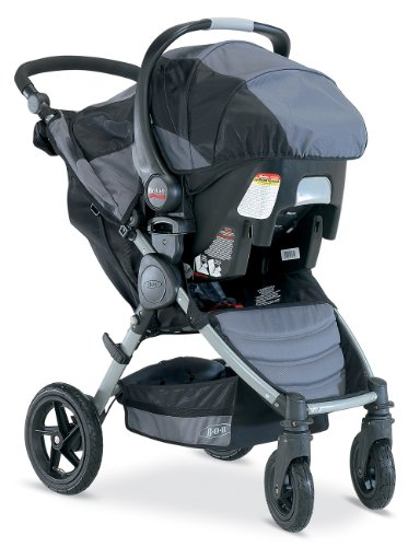 Find Bargain BOB Motion Travel System, Black