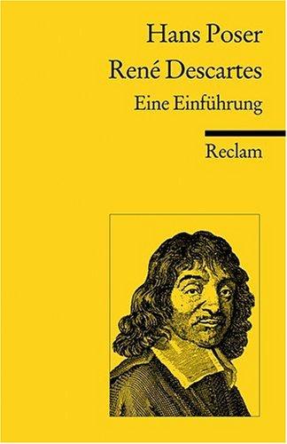 René Descartes: Eine Einführung