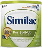 Similac Sensitive for Spit-Up Powder, 12.3-Ounce