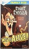 Count Chocula Chocolate Cereal w/ Spooky-fun Marshmallows, 17.8oz